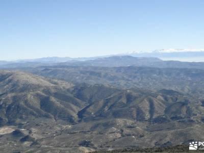 Sierras Subbéticas;Priego de Córdoba;senderos club de montaña hacer amistades grupos amistad